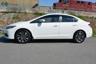 Used 2015 Honda Civic EX Sedan for sale in Vancouver, BC