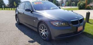 Used 2006 BMW 3 Series 325i Sedan for sale in West Kelowna, BC