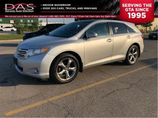 Used 2011 Toyota Venza LIMITED AWD LEATHER/PANORAMIC SUNROOF for sale in North York, ON