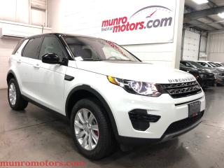Used 2018 Land Rover Discovery Sport SE Navigation Cold Climate Package for sale in St. George Brant, ON