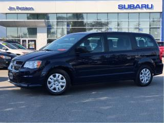 Used 2014 Dodge Grand Caravan SE/SXT for sale in Port Coquitlam, BC