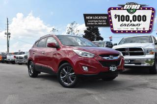 Used 2015 Hyundai Tucson GLS - AWD, Sunroof, Bluetooth, Back Up Cam for sale in London, ON