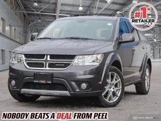 Used 2018 Dodge Journey GT for sale in Mississauga, ON