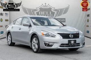 Used 2014 Nissan Altima SV TECH NAVIGATION BACK-UP CAMERA SUNROOF BLUETOOTH for sale in Toronto, ON