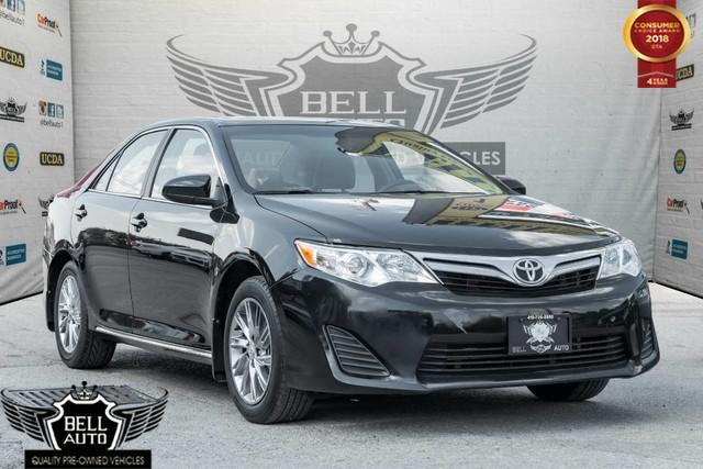 2014 Toyota Camry LE BACK-UP CAM SUNROOF BLUETOOTH ALLOY WHEELS