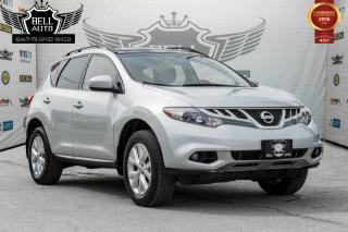 Used 2014 Nissan Murano SV BACK-UP CAMERA PANORAMIC SUNROOF BLUETOOTH AWD for sale in Toronto, ON