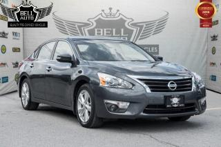 Used 2013 Nissan Altima SL TECH PACKAGE NAVIGATION SUNROOF LEATHER BLUETOOTH for sale in Toronto, ON