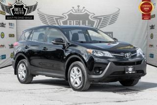 Used 2014 Toyota RAV4 LE BLUETOOTH TRACTION CONTROL VOICE COMMAND/RECOGNITION AWD for sale in Toronto, ON