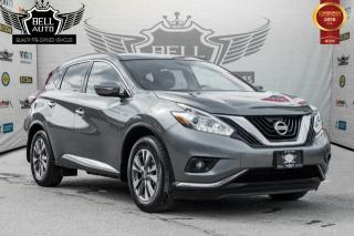 Used 2015 Nissan Murano SV NAVIGATION PANORAMIC SUNROOF BACK-UP CAMERA AWD for sale in Toronto, ON