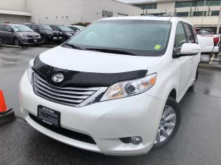 Used 2014 Toyota Sienna Limited,Fully equipped,Local for sale in North Vancouver, BC