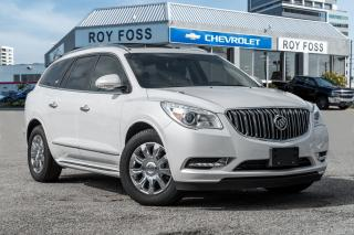 Used 2017 Buick Enclave Premier AWD Nav Roof Boards for sale in Thornhill, ON