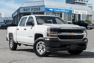 Used 2017 Chevrolet Silverado 1 WT 7 Screen Tow Pkg HID Head lamps for sale in Thornhill, ON