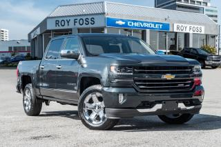 Used 2017 Chevrolet Silverado 2LT Nav Sunroof Tow Pkg for sale in Thornhill, ON