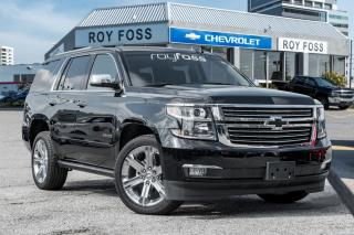 Used 2017 Chevrolet Tahoe Nav Power Boards Tow Pkg Dvd for sale in Thornhill, ON