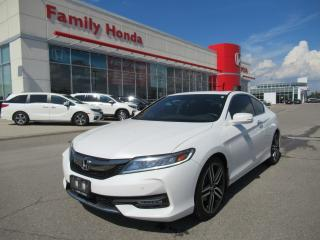Used 2016 Honda Accord Touring, LOADED!! for sale in Brampton, ON