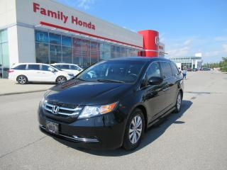Used 2014 Honda Odyssey EX w/RES for sale in Brampton, ON