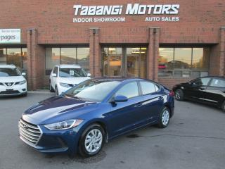 Used 2017 Hyundai Elantra LE | NO ACCIDENT | REAR CAMERA | HEATED SEATS | BLUETOOTH for sale in Mississauga, ON