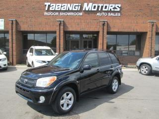 Used 2004 Toyota RAV4 AWD | AUTO | A\C | POWER GROUP | LEGENDARY RELIABILITY for sale in Mississauga, ON