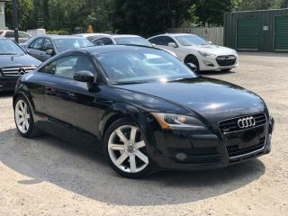 Used 2008 Audi TT 1-Owner 3.2 L Quattro AWD Leather BOSE Audio for sale in Holland Landing, ON