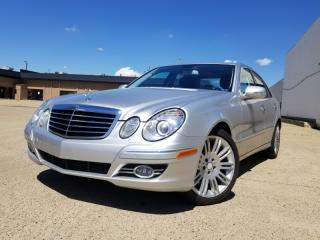 Used 2008 Mercedes-Benz E-Class 4dr Sdn 3.5L 4MATIC for sale in Edmonton, AB