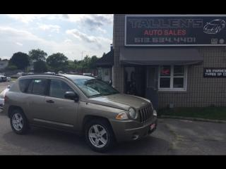 Used 2007 Jeep Compass Sport for sale in Kingston, ON