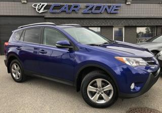 Used 2015 Toyota RAV4 XLE V6 ALL WHEEL DRIVE SUNROOF LOW PAYMENT for sale in Calgary, AB