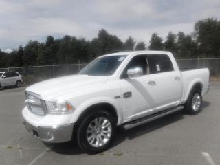 Used 2017 Dodge Ram 1500 Longhorn Limited Crew Cab Short Box 4WD for sale in Burnaby, BC
