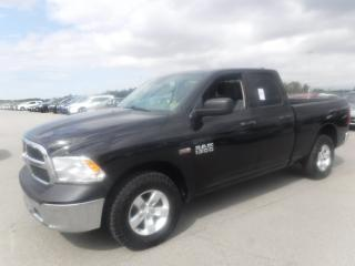 Used 2014 Dodge Ram 1500 Quad Cab Short Box 4WD for sale in Burnaby, BC