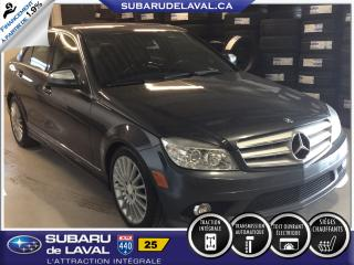 Used 2009 Mercedes-Benz C230 4MATIC ** Cuir et Toit ouvrant ** for sale in Laval, QC
