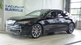 Used 2015 Acura TLX ÉLITE ** SH-AWD ** for sale in Blainville, QC