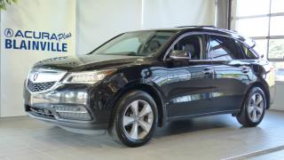 Used 2015 Acura MDX PREMIUM ** ACHAT 72 MOIS 3.9 % ** for sale in Blainville, QC