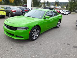 Used 2017 Dodge Charger SXT for sale in Quesnal, BC