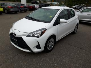 Used 2018 Toyota Yaris LE for sale in Quesnal, BC