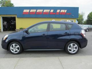 Used 2009 Pontiac Vibe for sale in Quebec, QC