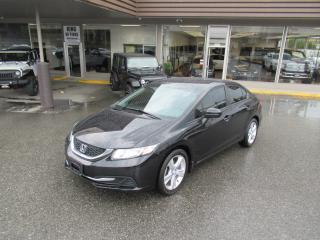 Used 2014 Honda Civic ECON MODE for sale in Langley, BC