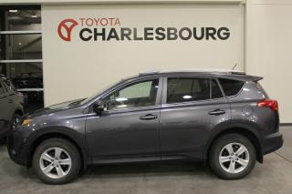 Used 2013 Toyota RAV4 FWD XLE for sale in Québec, QC