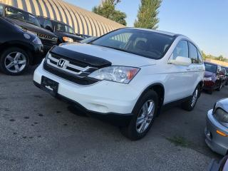 Used 2010 Honda CR-V EX-L for sale in Hamilton, ON