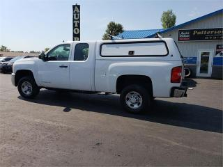Used 2008 Chevrolet Silverado 2500 HD 6.0L safetied 4x4 WT for sale in Madoc, ON