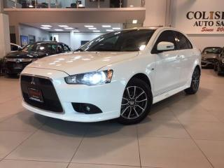 Used 2015 Mitsubishi Lancer SE-10YR/160KM FACTORY WARRANTY** for sale in York, ON