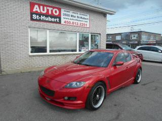 Used 2004 Mazda RX-8 GT for sale in Saint-hubert, QC