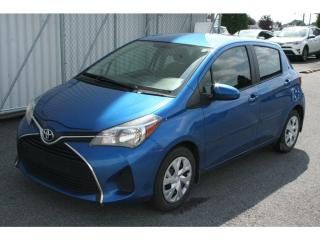 Used 2015 Toyota Yaris LE for sale in St-eustache, QC