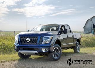 New 2018 Nissan Titan XD 4X4 PRO-4X CREW CAB for sale in Edmonton, AB
