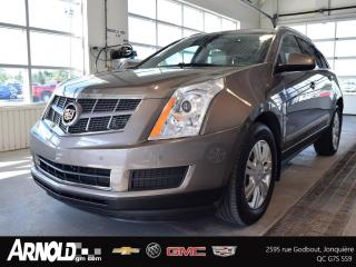 Used 2011 Cadillac SRX Luxury for sale in Jonquière, QC
