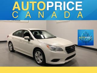 Used 2015 Subaru Legacy 2.5i ONE OWNER | CLEAN CARPROOF for sale in Mississauga, ON
