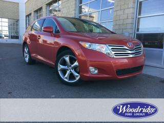 Used 2011 Toyota Venza Base V6 for sale in Calgary, AB