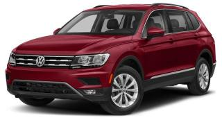 New 2018 Volkswagen Tiguan Highline for sale in Surrey, BC