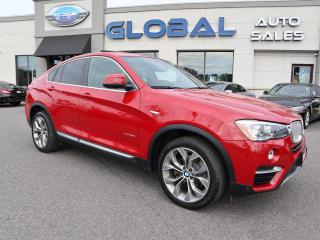 Used 2016 BMW X4 xDrive28i PREMIUM & SPORT PKG. for sale in Ottawa, ON