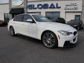 Used 2014 BMW 335i xDrive Sedan M-SPORT PERFORMANCE PKG. for sale in Ottawa, ON