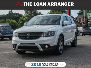 Used 2017 Dodge Journey for sale in Barrie, ON