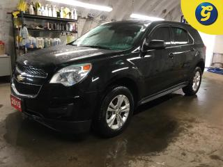 Used 2015 Chevrolet Equinox LS*ON STAR*HANDS FREE PHONE*ACTIVE ECO MODE*VOICE RECOGNITION*TINTS*RAIN GAURDS*BUG DEFLECTOR*AUTOMATIC/MANUAL MODE*TRIP COMPUTER*TRACTION CONTROL*KEY for sale in Cambridge, ON